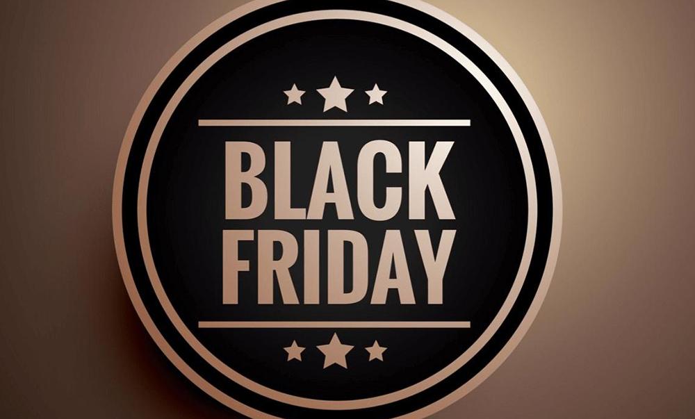 Чёрная пятница с 22 по 26 ноября...